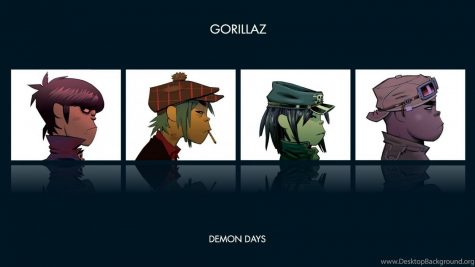 17 Years of Gorillaz
