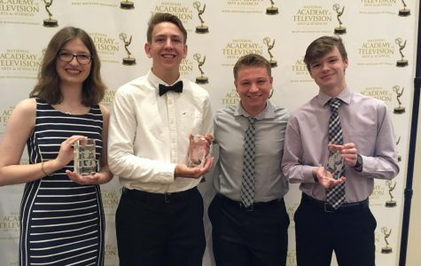 Mountain Ridge Students Win Emmy Awards
