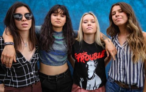 Band to Look Out For: The Aces