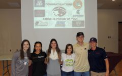 MRHS Athletes Sign On to College Teams