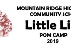 Pom: Little Lions Camp