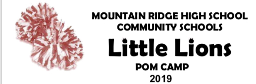 Pom: Little Lions Camp