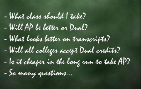 AP vs Dual Enrollment