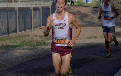 Running for Ridge