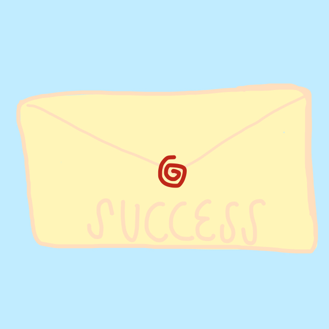 A Letter for Success in School