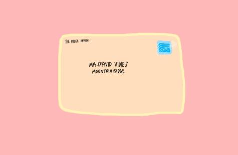 A Short Letter of Appreciation for Mr. Vines