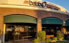 Binging at Babbo