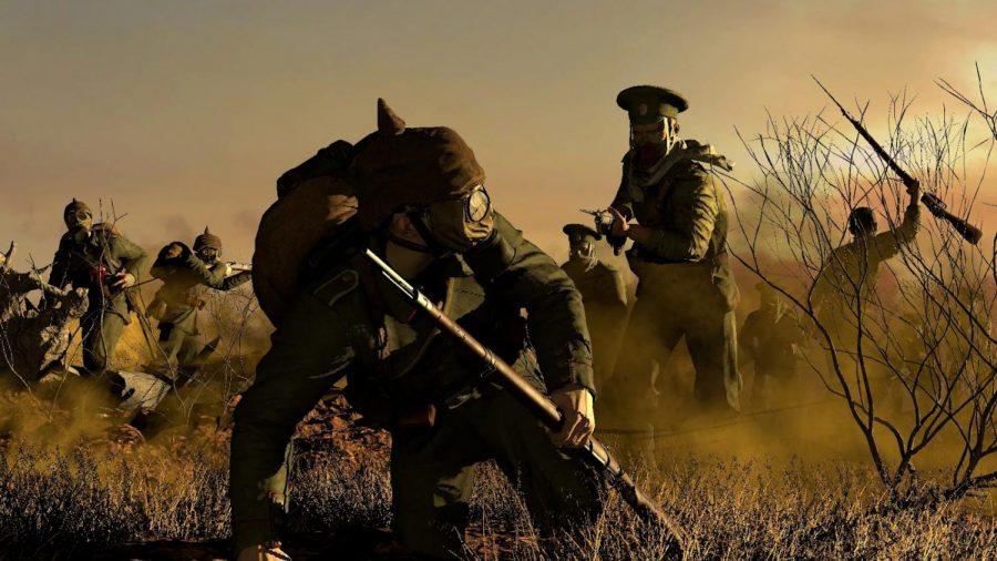The Attack of the Dead Men