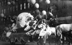 A Photo Depicting the Macy's Day Parade