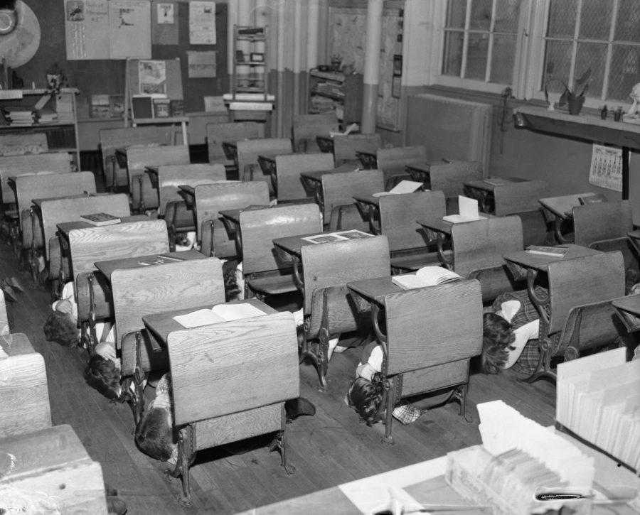 A 1950's Classroom