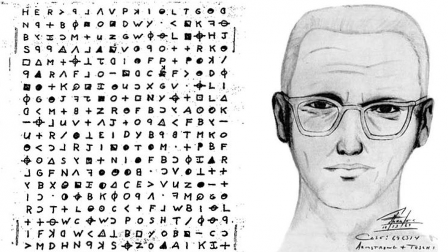The Zodiac Killer and his Cypher.