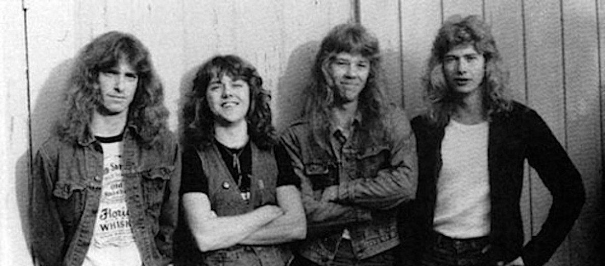 Metallica in it