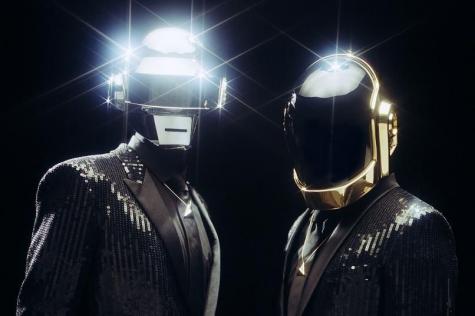 The Daft Punk Duo