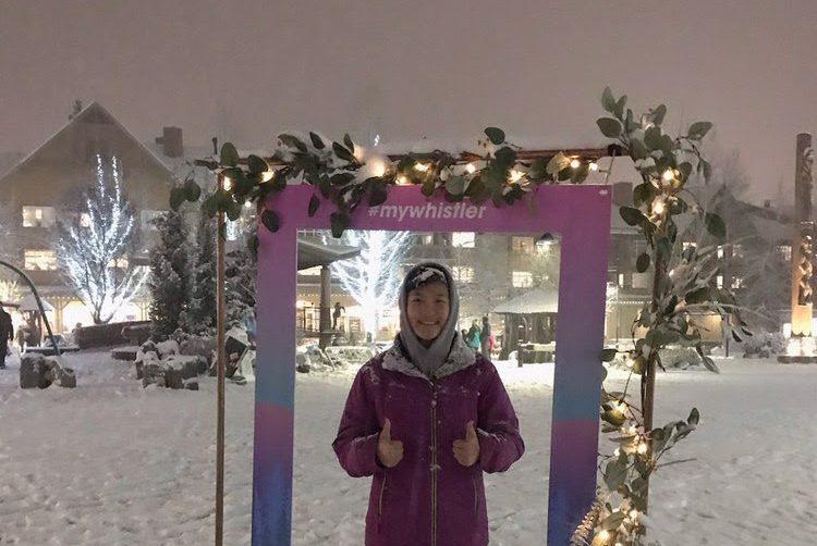 Merit Scholarship Winner: Cheng (Grace) Xu