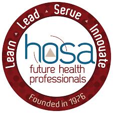 The HOSA symbol.