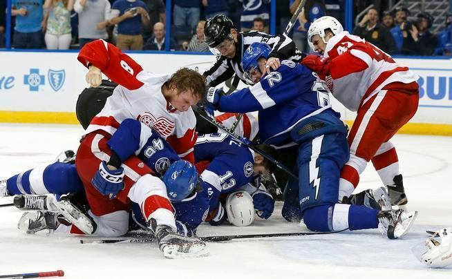 The Best Part Of Hockey Completely Ruined!