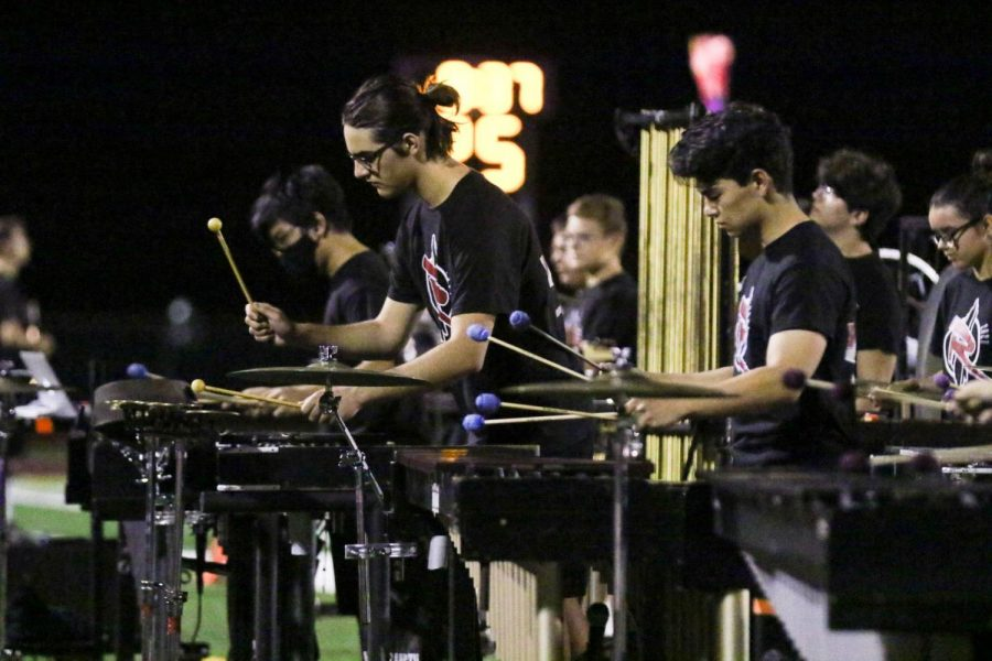 Marching Band's Bouncing Back!